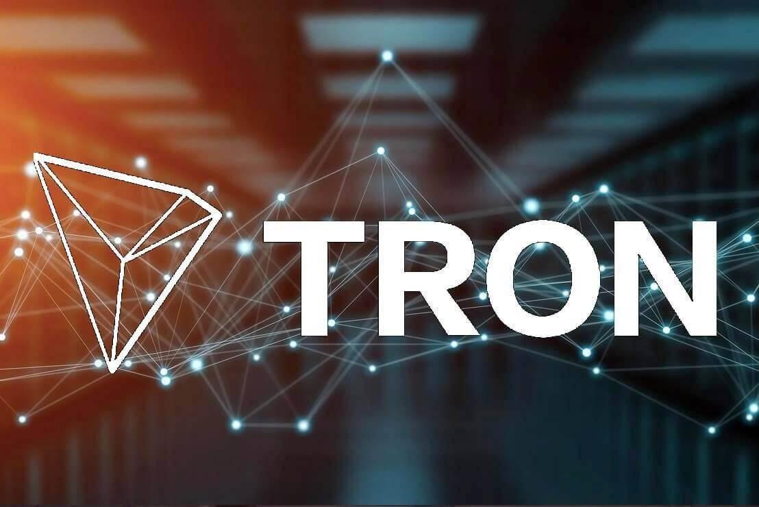 блокчейне Tron